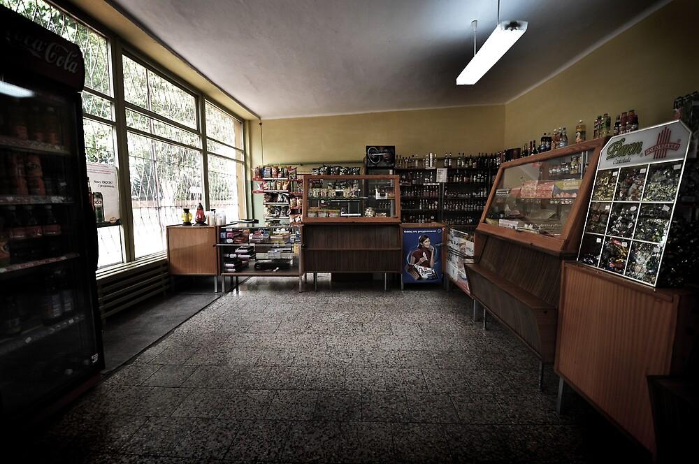 shop interior by halina1601