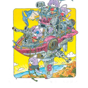 Akira Toriyama Collection 3 by connybayers