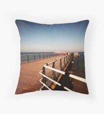 Pier (LE) Throw Pillow