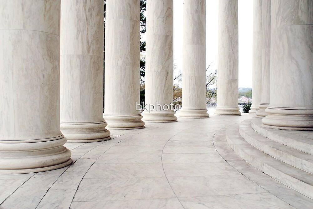 Washington DC - Jefferson Memorial by bkphoto