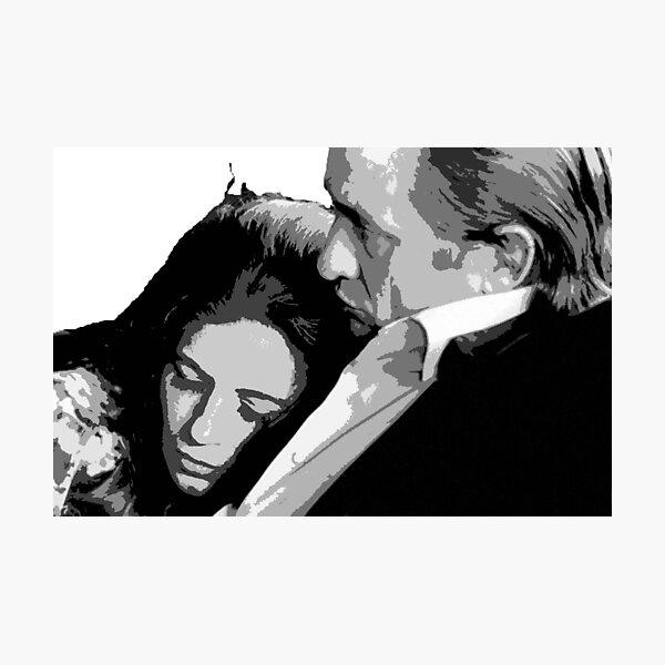 Johnny Cash & June Carter Cash Photographic Print