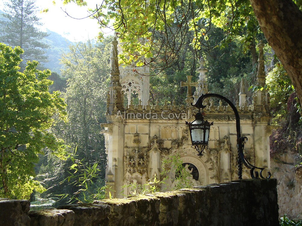 welcome to paradise 58 ..sintra portugal.. by Almeida Coval