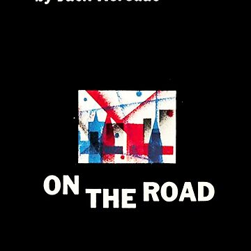 On The Road Jack Kerouac First Edition Cover by buythebook86
