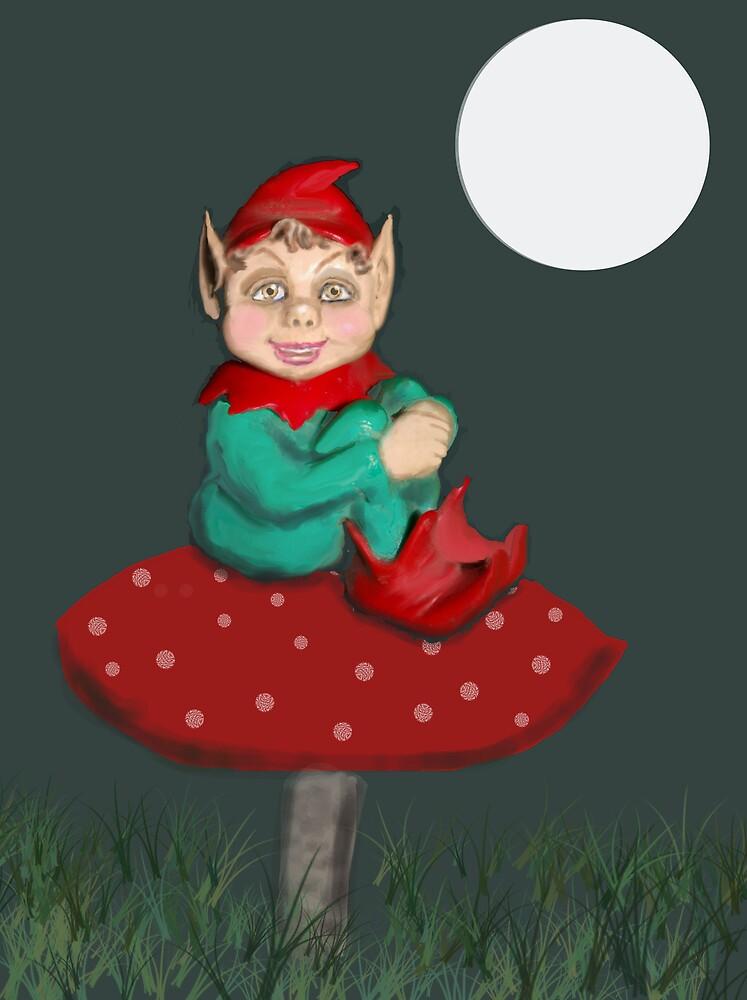 Little Elf by MayWebb