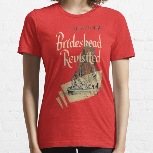 Brideshead Revisited First Edition Book Cover Essential T-Shirt
