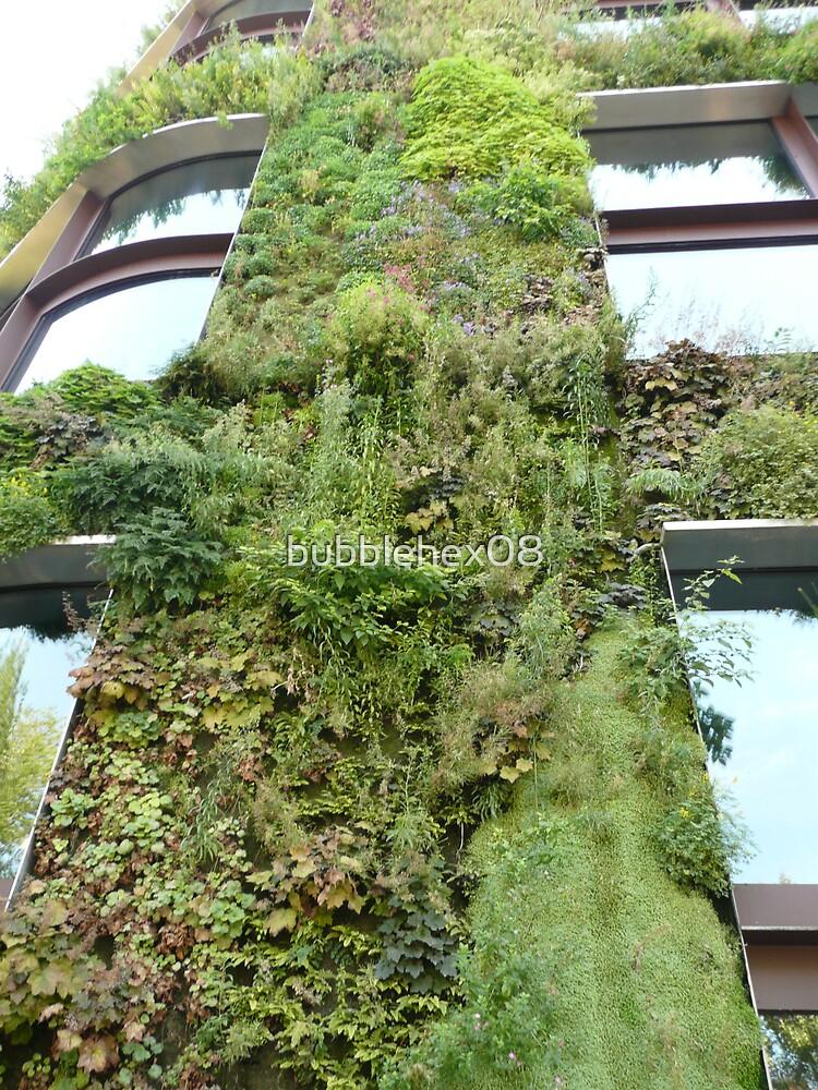 Vertical Garden II by bubblehex08