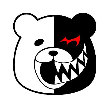 Danganronpa Monokuma Hopes Peak Academy by snidget