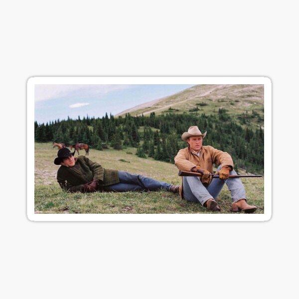 Brokeback Mountain Sticker