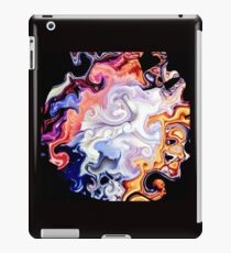 Abstract colors iPad Case/Skin