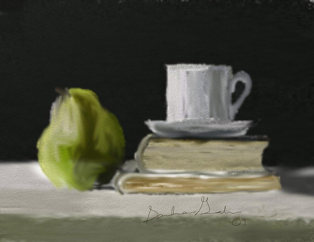 Coffee Break by SarahannGraham