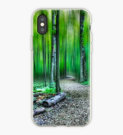 Forest 4 iPhone Case