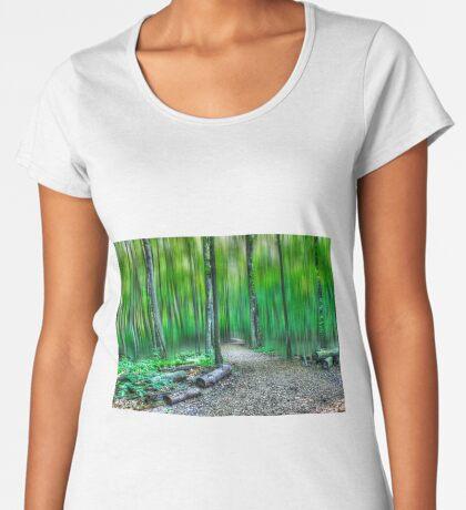 Forest 4 Women's Premium T-Shirt
