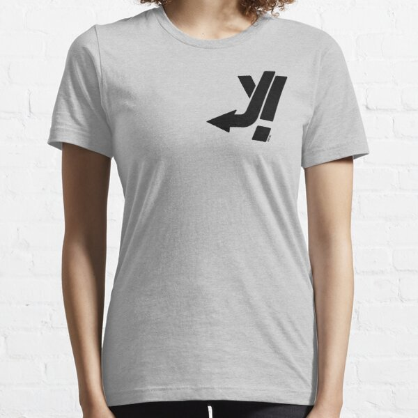 "the Original JaYoe ""JY"" Essential T-Shirt"