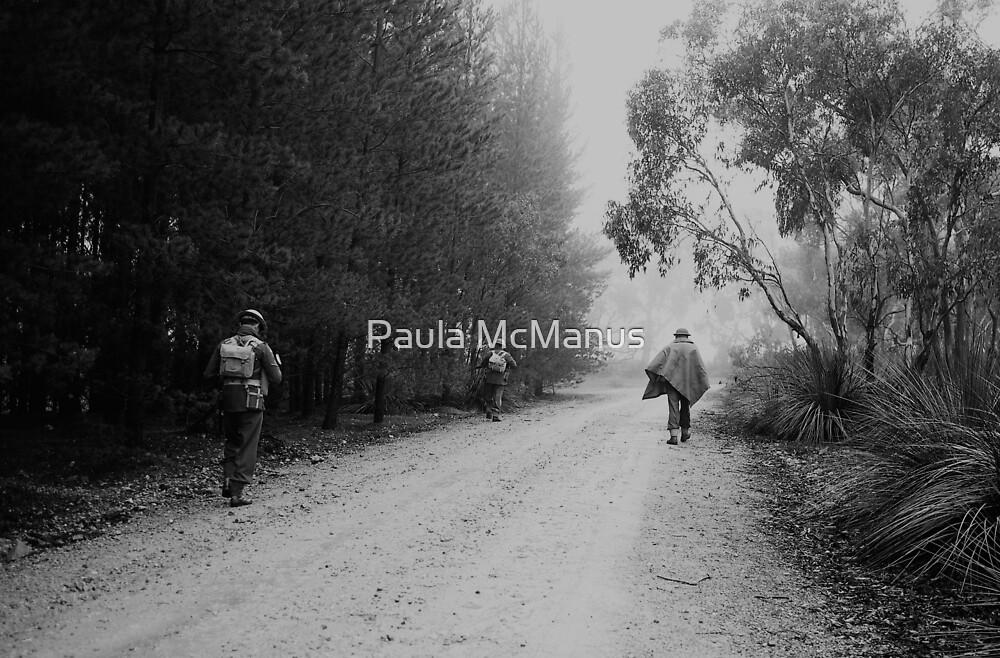 On A Mission by Paula McManus