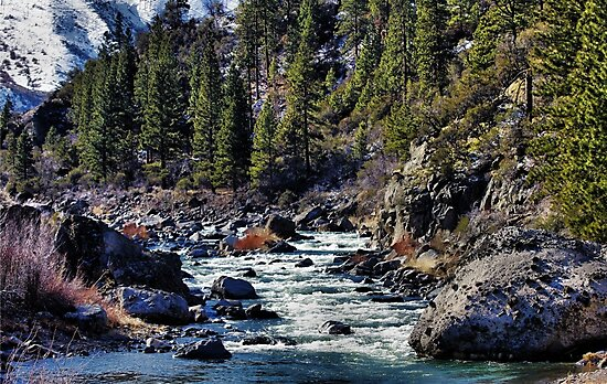 Truckee River by doubleheader