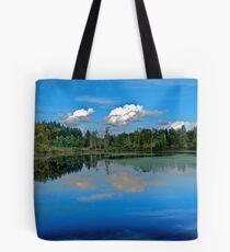Lost pond Tote Bag