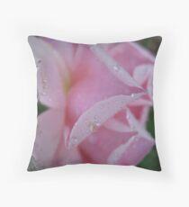 Pinkerton Pink Throw Pillow