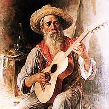 The Guitar man 3 by serbandeira