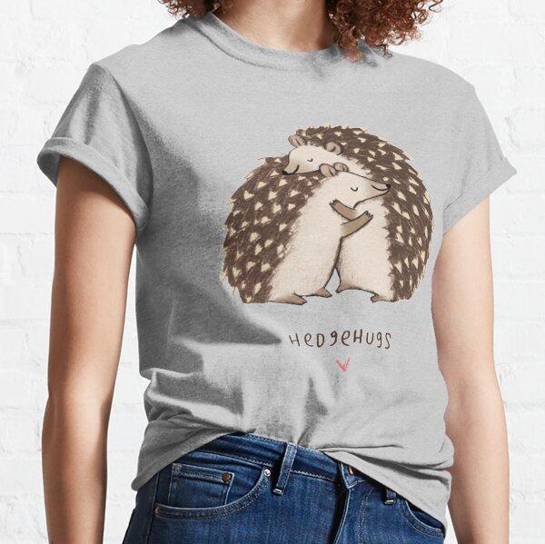 Hedgehug Camiseta clásica