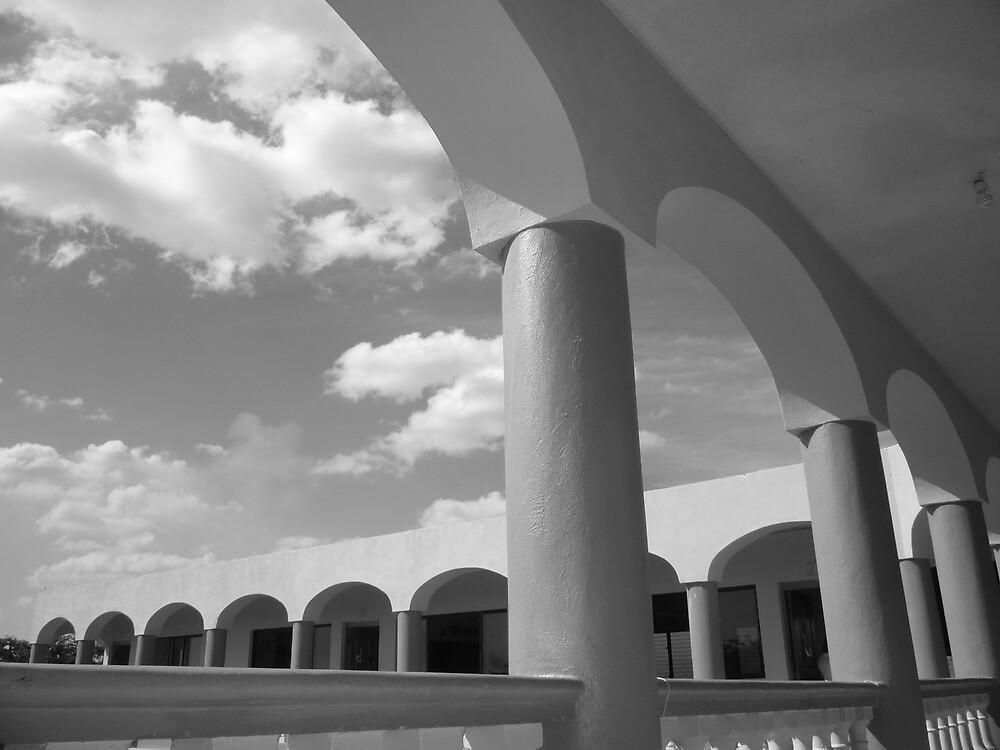 los arcos de la paz  by nikky