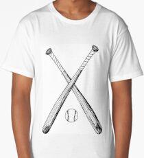 baseball 1 Long T-Shirt