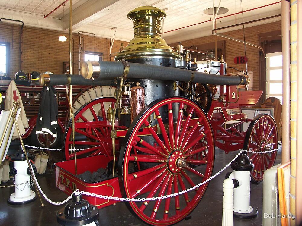 Silsby Engine 843 by Bob Hardy