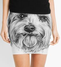 dog 6 Mini Skirt