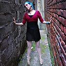 Dark meets light by redhairedgirl
