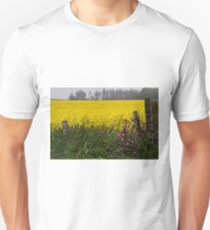 Field of Yellows Unisex T-Shirt