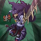 Lord of Destruction by jazylhart