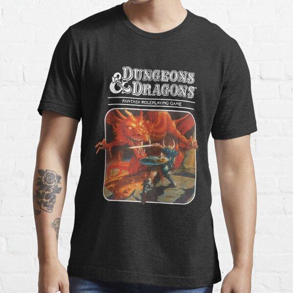 Donjons & Dragons T-shirt essentiel
