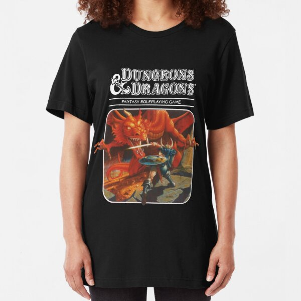 Dungeons & Dragons Slim Fit T-Shirt