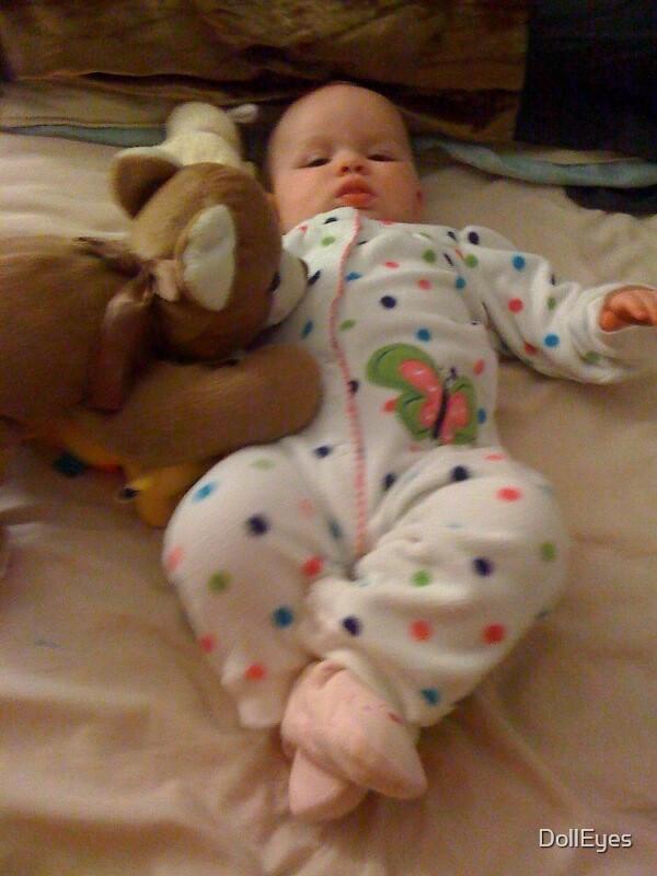 talll baby  by Niki Rossi