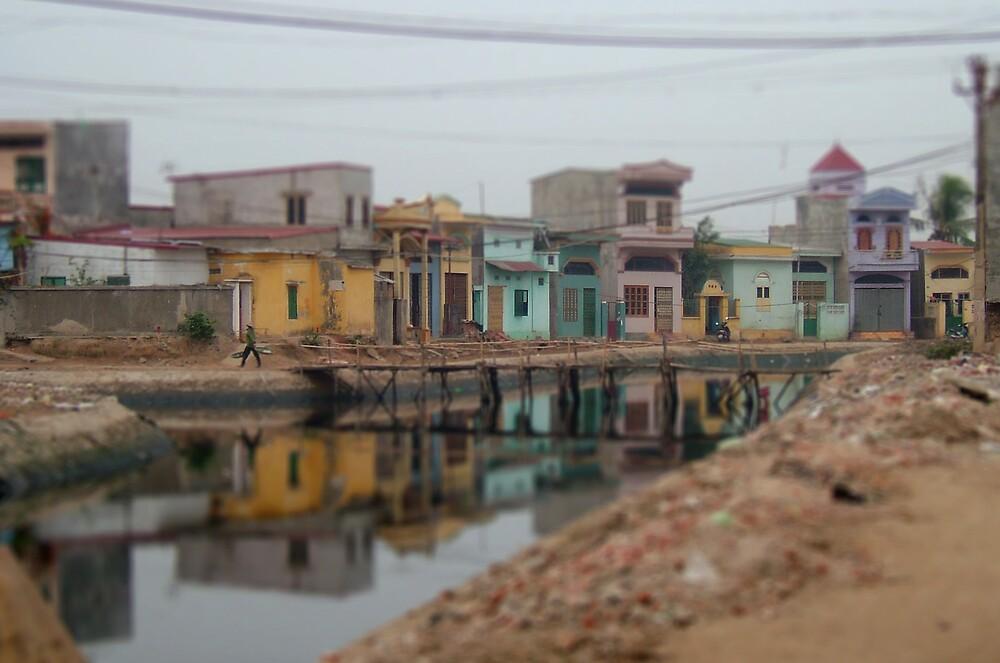 Haiphong Vietnam by Gavin Craig