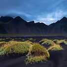 Vestrahorn Mountain Iceland Panorama by Adrian Alford Photography