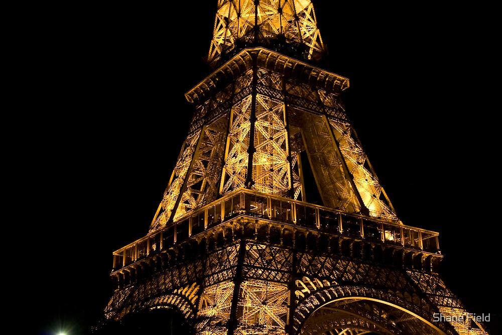 Eiffle Tower by Shane Field