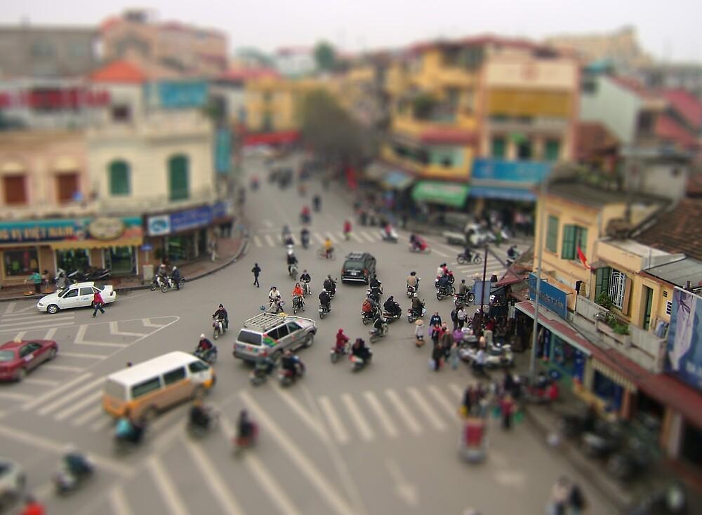 Hanoi, Vietnam by Gavin Craig