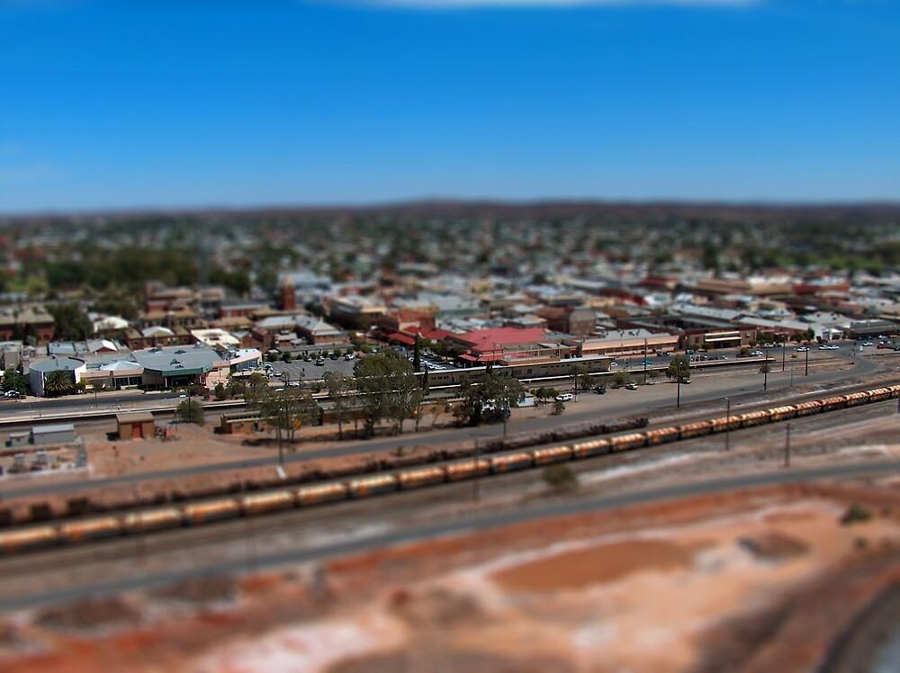 Broken Hill, Australia by Gavin Craig