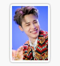 Jimin Dispatch 3 Sticker