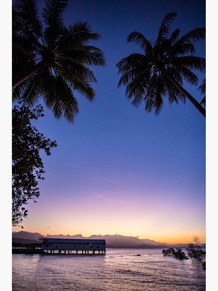 Port Douglas sunset by DavidWachenfeld