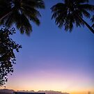 Port Douglas sunset by David Wachenfeld