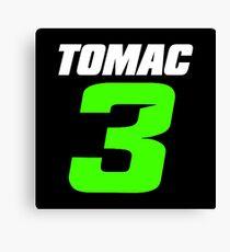 Motocross and Supercross Champion Eli ET3 Tomac Canvas Print