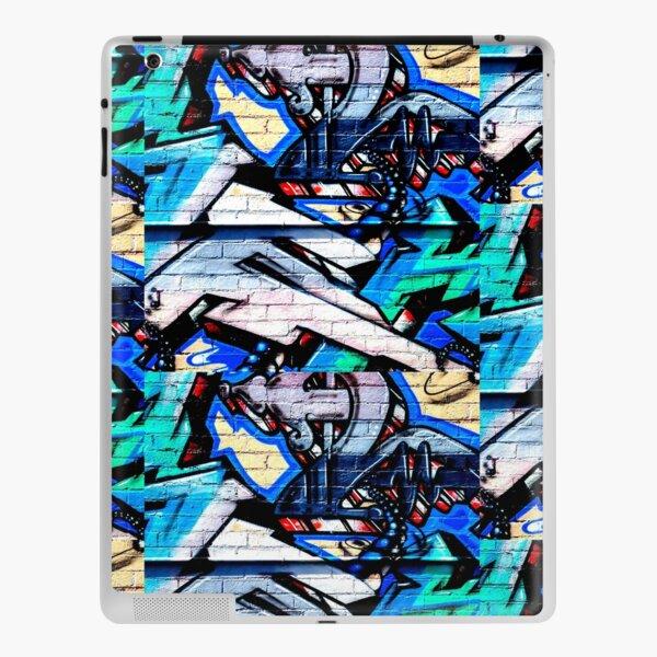 Graffiti Detail (Carlton) iPad Skin