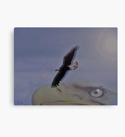 Spirit In The Sky Canvas Print