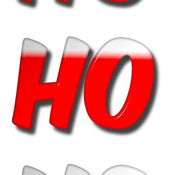 Ho Ho Ho by MarkUK97