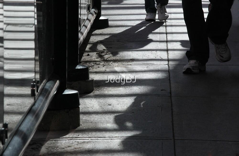 Urban shadows by JudyBJ