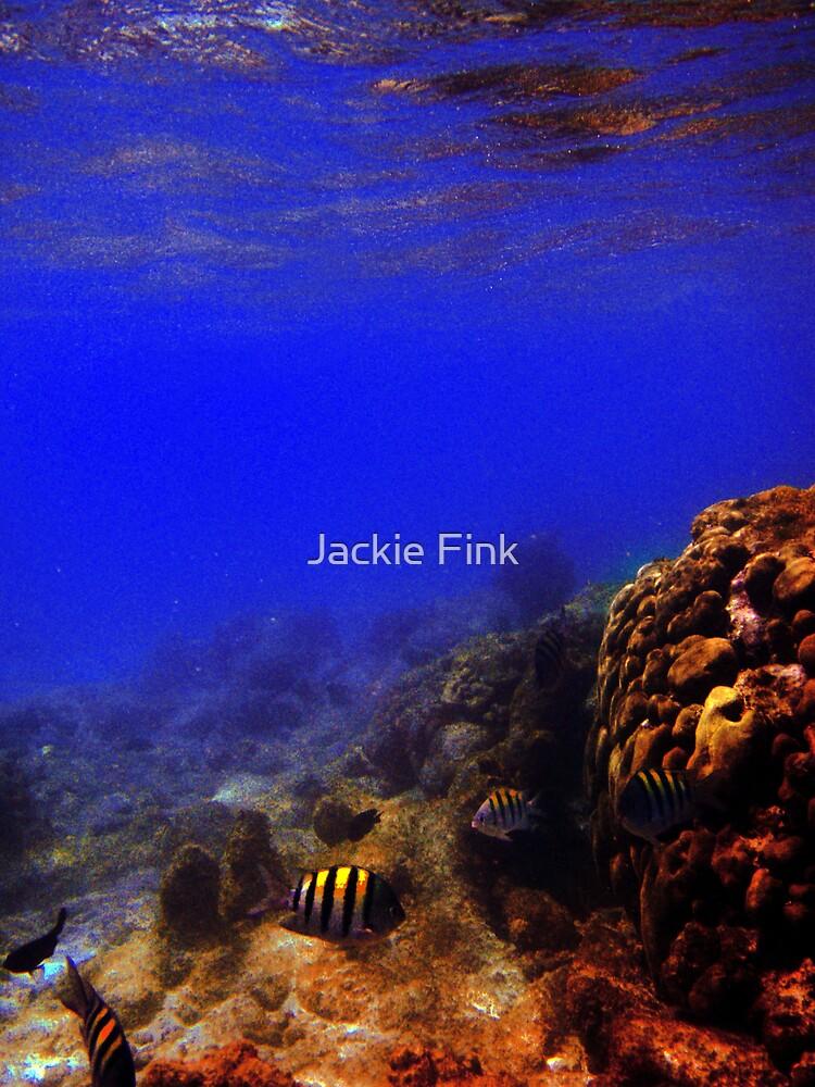 natures meditation by Jackie Fink