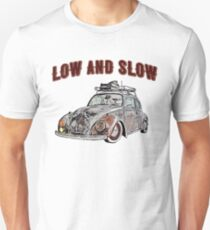"""Beetle """"Low and Slow"""" Unisex T-Shirt"""
