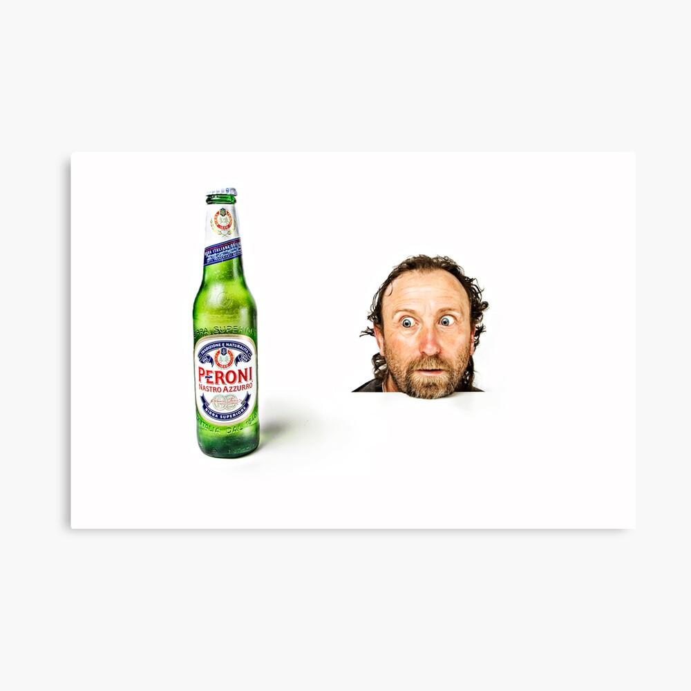 Hmmmm, Beer!! Canvas Print