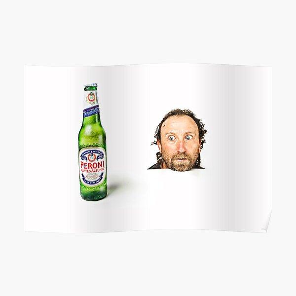 Hmmmm, Beer!! Poster